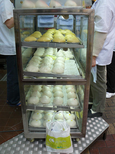 How to Make Steamed Chinese Bao White?