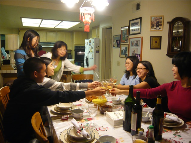 Tips on How to Have a Dumpling Party (and not work hard)